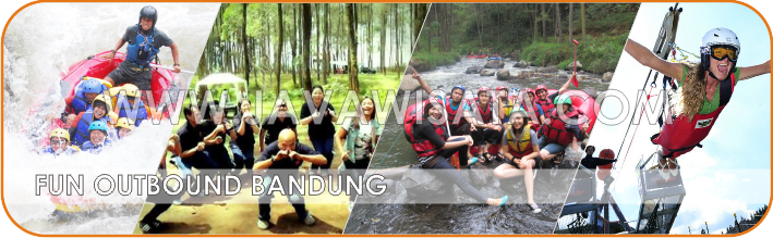 Paket Outbound Rafting Bandung 3D2N