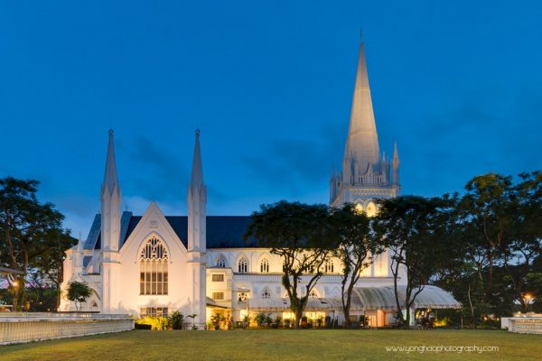St Andrew's Cathedral Singapore
