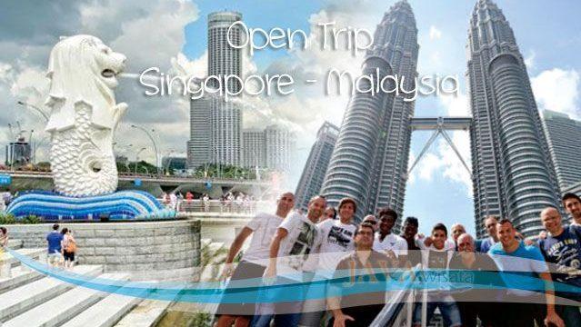 Paket Tour Singapore Malaysia Terbaru, paket wisata 2 negara singapore malaysia, paket tour singapore malaysia murah