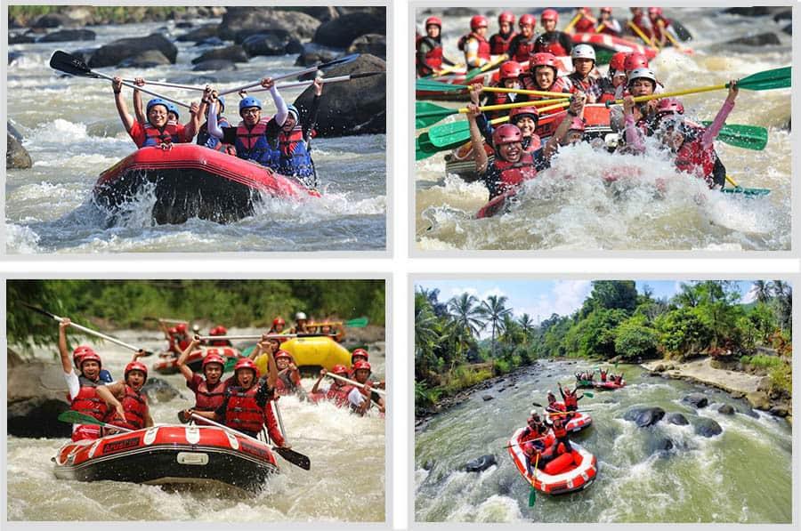 Promo Rafting Citarik Sukabumi Terbaru Murah