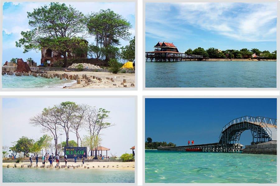 Paket Tour Pulau Bidadari Murah