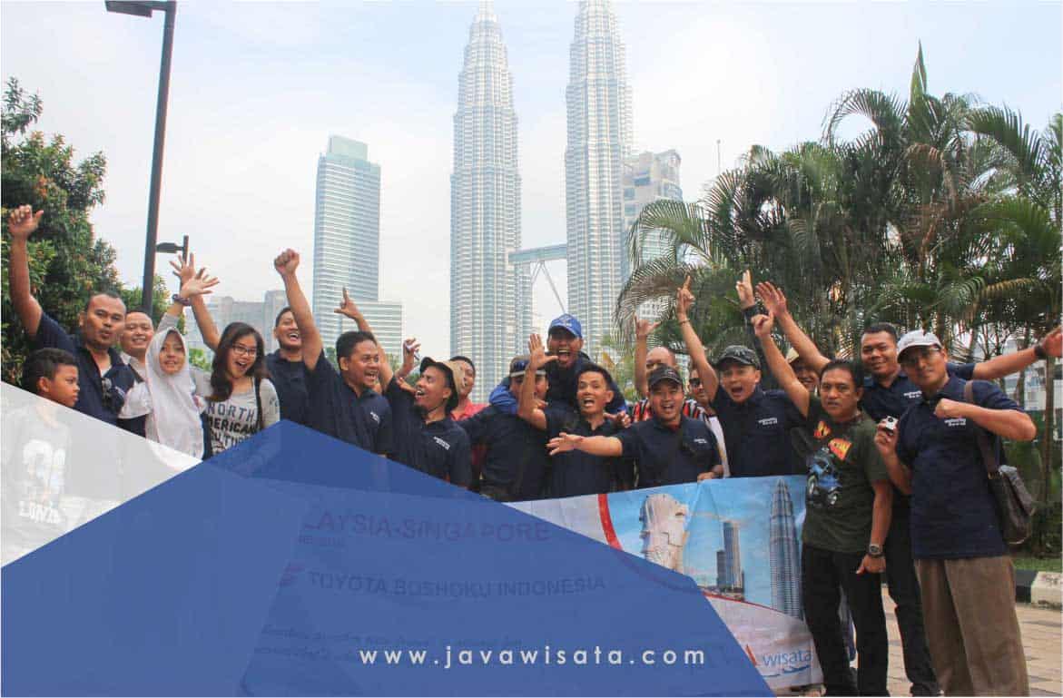 Paket Tour Malaysia 3 Hari 2 Malam