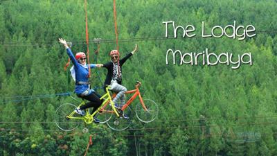 Paket Wisata The Lodge Maribaya, paket wisata bandung 2 hari 1 malam, tour bandung murah 2 hari 1 malam