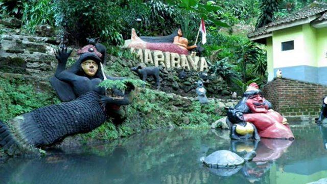 Wisata Maribaya Lembang yang Indah dan Eksotis