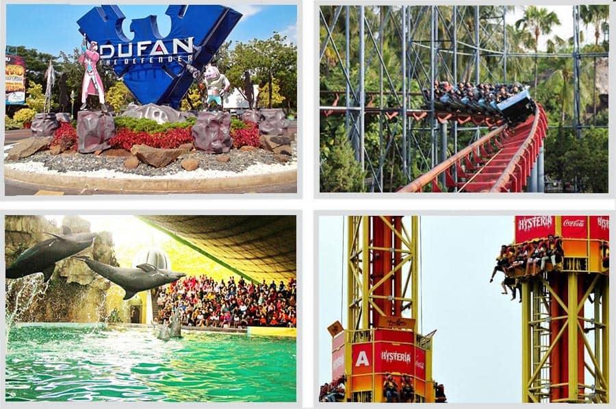 Paket Tour Dufan Murah Terbaru