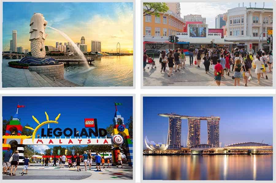 Paket Wisata Legoland Malaysia + Singapore Murah