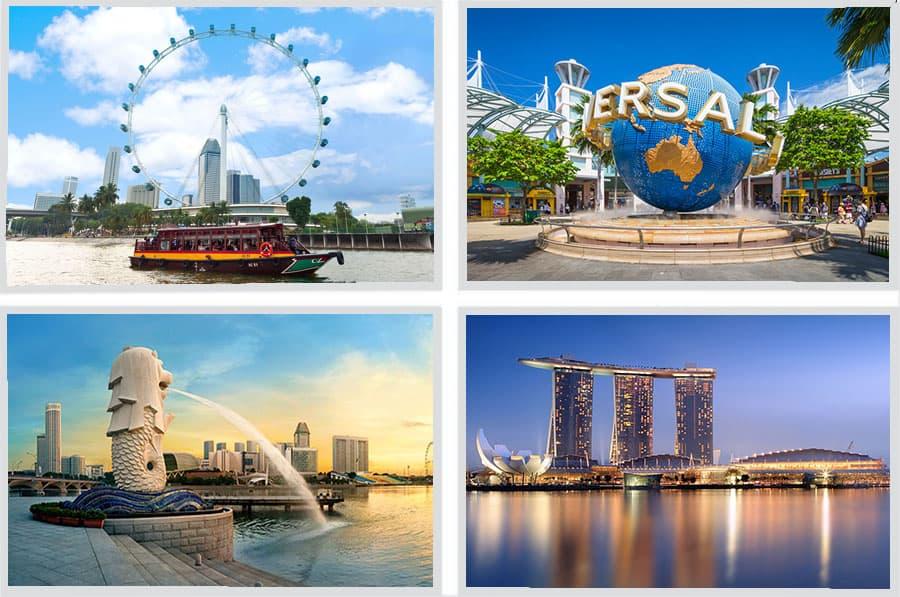 Paket Wisata Singapore dari Bandung Murah