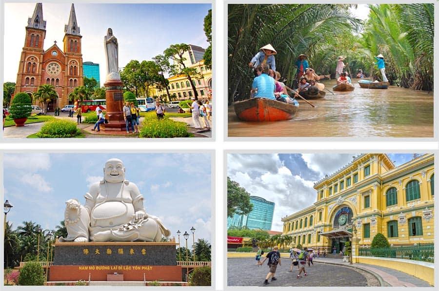 Paket Tour Saigon Vietnam Murah, Paket Wisata Saigon Vietnam