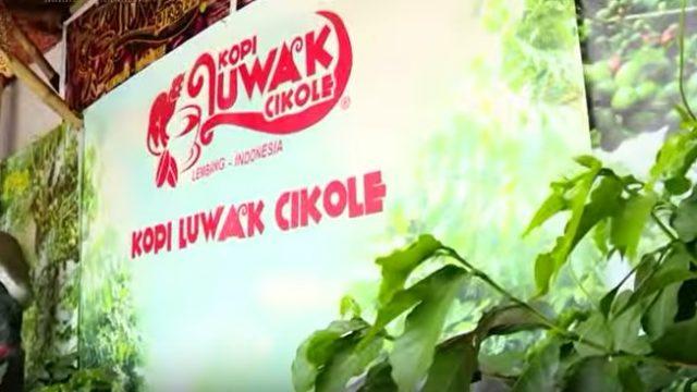 Tempat Wisata Kopi Luwak Cikole Lembang