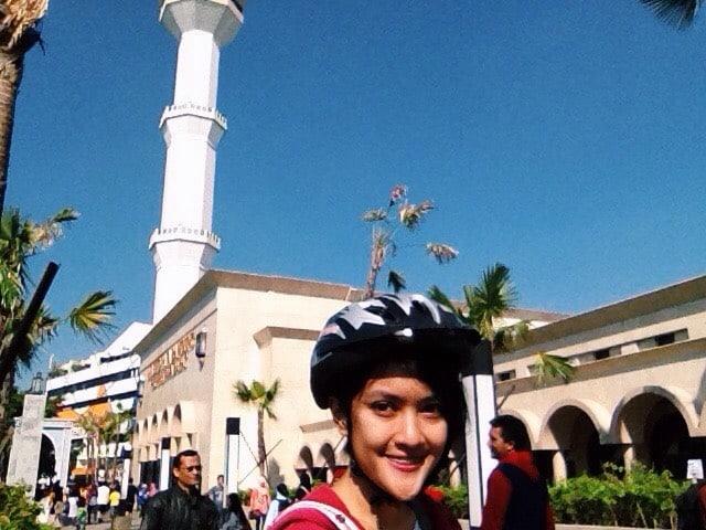 4 Tempat Foto atau Selfie yang menarik di Bandung