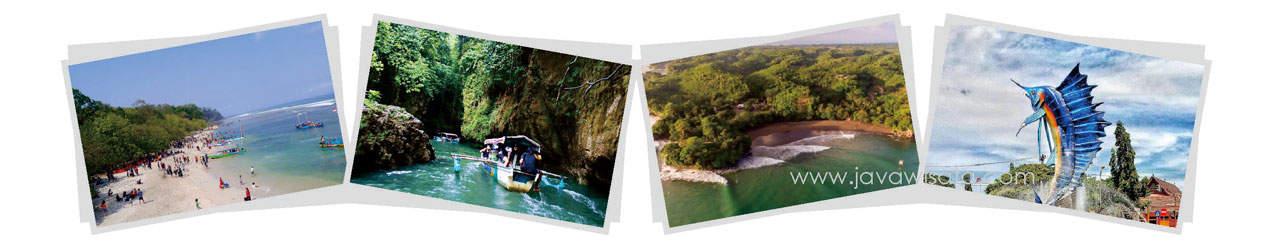 green canyon pangandaran, wisata green canyon,
