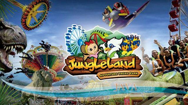 paket tour jungleland, paket wisata jungleland dari bandung, paket tour jungleland murah