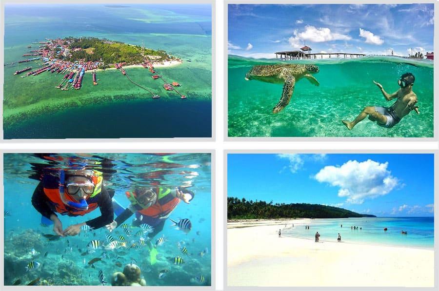 Paket Tour Pulau Derawan Murah