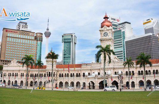 Ini Dia 10 Tempat Wisata di Malaysia Paling Terkenal (Bagian 1)