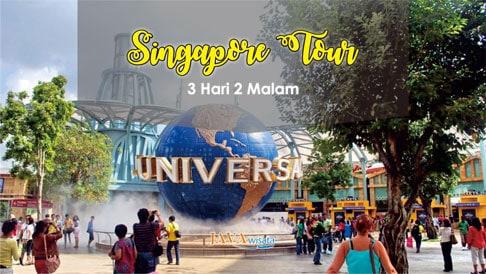 paket wisata singapore 3 hari 2 malam, tour singapore, wisata singapore