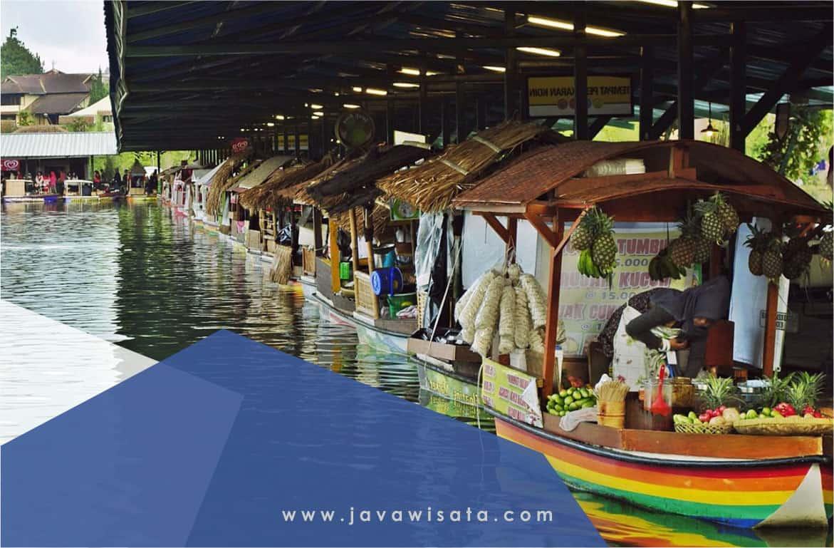 Paket Wisata Floating Market Lembang