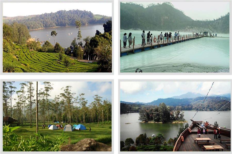 Paket Tour Ciwidey Bandung murah
