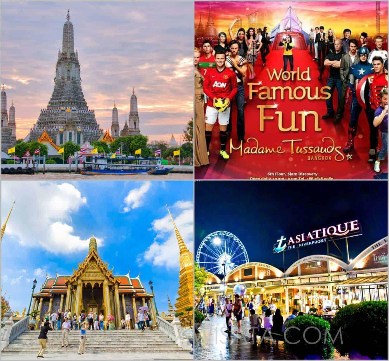 tour bangkok murah