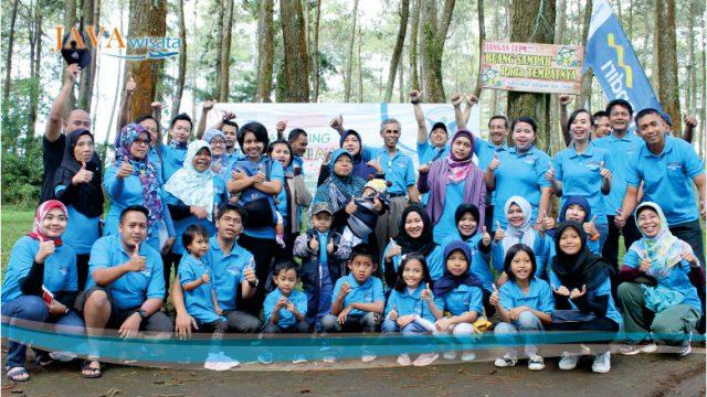 gathering bandung, outbound bandung, java wisata, family gathering bandung