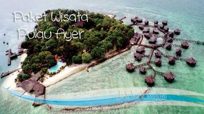 Paket Wisata Pulau Ayer, paket wisata pulau ayer 2 hari 1 malam, harga penginapan di pulau ayer, paket gathering pulau ayer