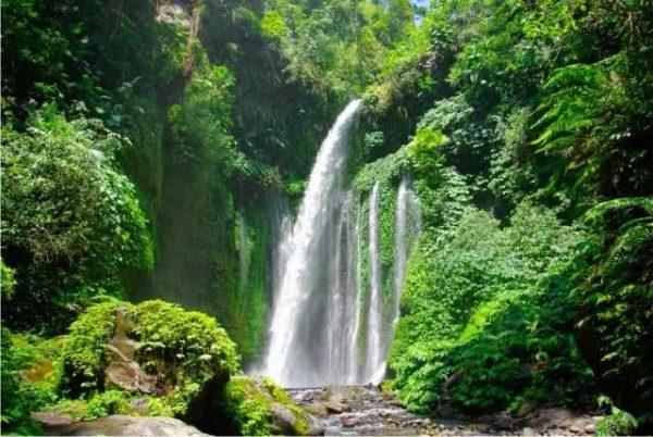 Air Terjun Sandang Gile Lombok