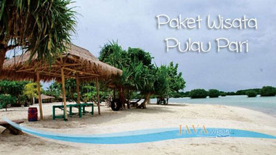 paket wisata pulau pari, paket tour ke pulau pari dari bandung, harga paket wisata ke pulau pari