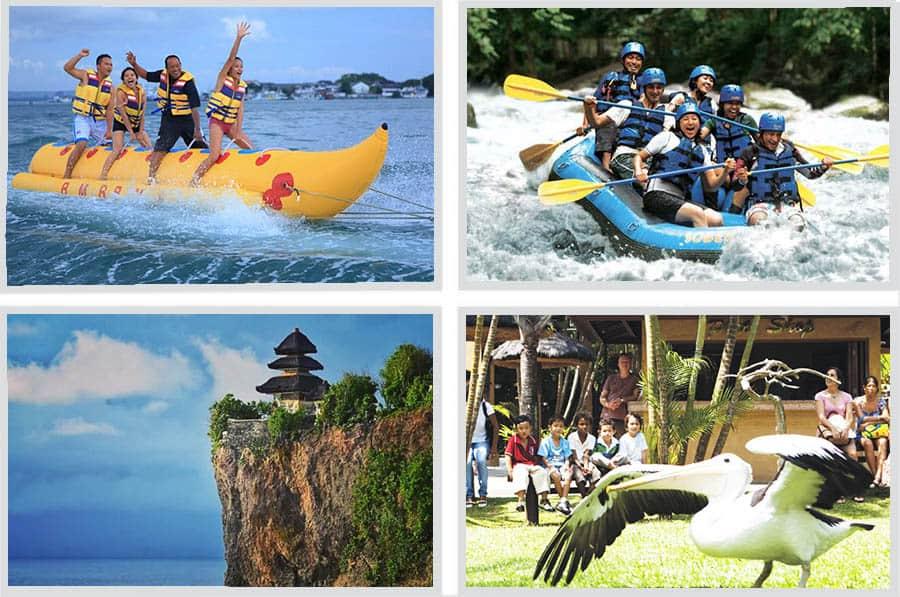 Paket Wisata Bali Adventure Murah