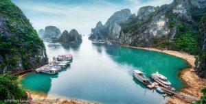 halong bay vietnam, wisata halong bay, tour halong bay