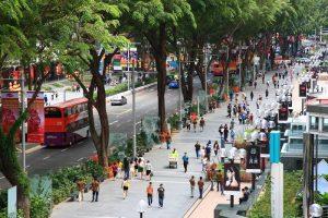 jalan orchard singapura, wisata singapore, tour singapore