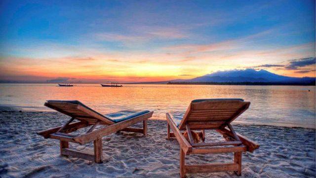 Gili Air Surga Bawah Laut Pulau Lombok
