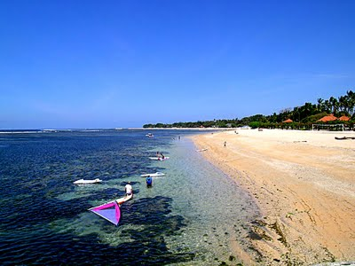 Menjelajani Pantai Sanur di Bali Yang Fenomenal