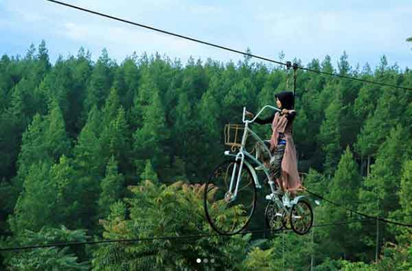skybike dago dream park