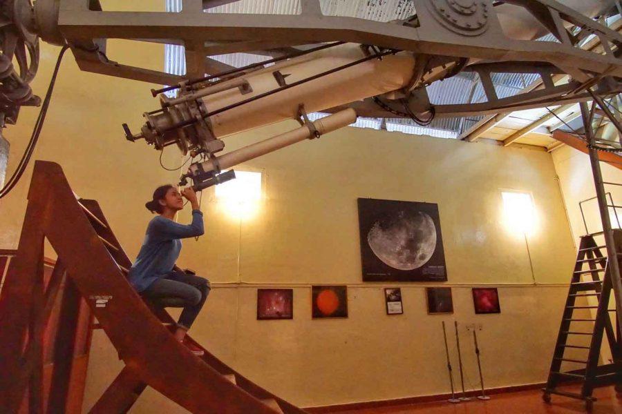 Observatorium Bosscha, teleskop bamberg