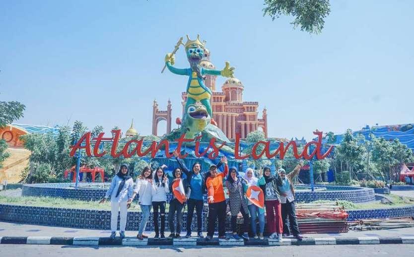 Wisata Theme Park Terbaru di Indonesia