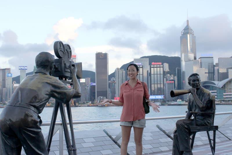 Avenue of Stars Hongkong Wisata Terpopuler di Hongkong
