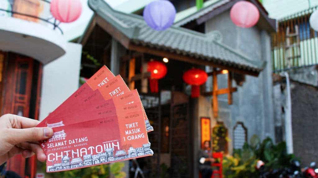 Chinatown Bandung, Tempat Wisata Khas Tiongkok