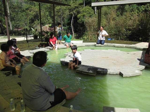Berendam di Maribaya Hot Spring Resort, tour bandung, wisata bandung