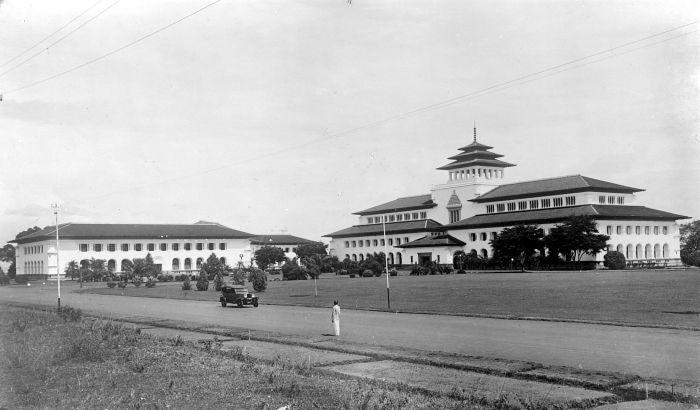 5 Fakta Unik Gedung Sate Bandung