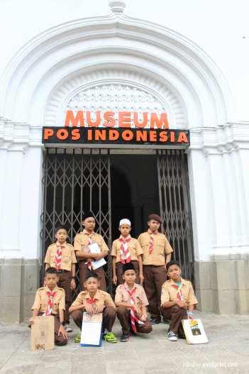 Museum Pos Indonesia, tour bandung, wisata bandung