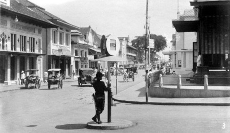 Sejarah dan Perkembangan Wisata di Jalan Braga Bandung