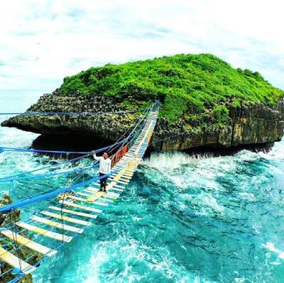 Pulau Kalong Jogja, wisata jogja, tour jogja
