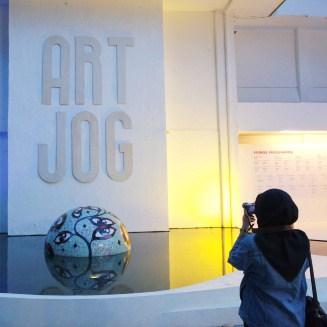 Melihat Gallery Seni Kontemporer di Jogja National Museum Art Gallery, tour jogja, wisata jogja