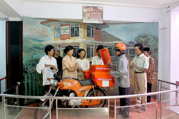 Museum Pos Indonesia Memiliki Nilai Sejarah Tinggi