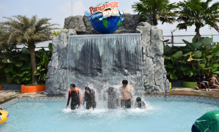 Jam buka, Fasilitas, dan Harga Tiket Masuk Panghegar Waterboom Bandung, tour bandung, wisata bandung