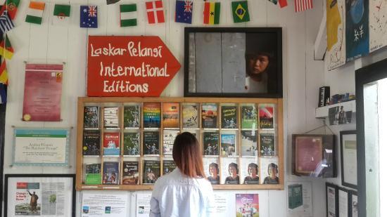 Menjelajah Museum Andrea Hirata di Belitung, tour belitung, wisata belitung