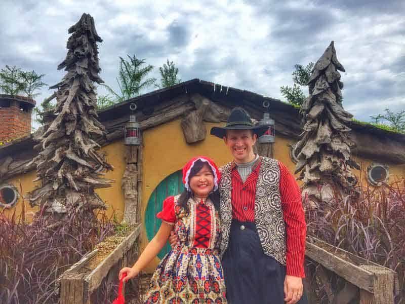 farm house lembang, wisata bandung, tour bandung