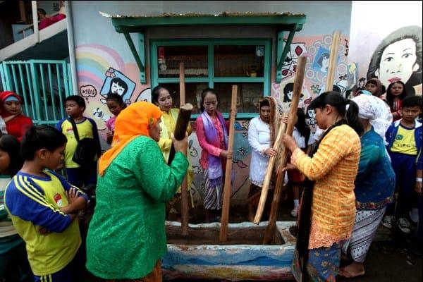 Kampung Kreatif Dago Pojok, tour bandung, wisata bandung