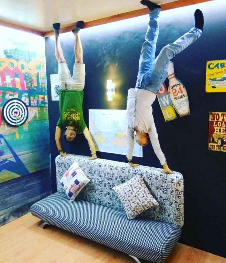 upside down bandung, wisata bandung, tour bandung