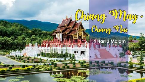 paket tour chiang may chiang ray, tour thailand, wisata thailand, liburan hemat ke thailand