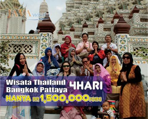 tour bangkok, wisata bangkok, tour thailand